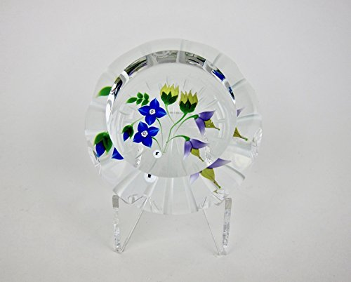 Whitefriars Vintage Art Glass Summer Bouquet Paperweight, LE of 250