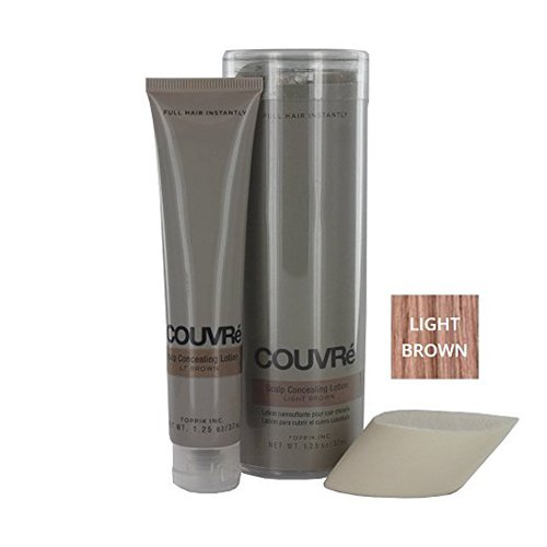 COUVRE Masking Lotion - Light Brown