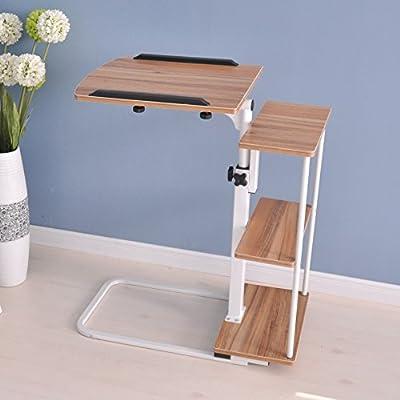SDADI Adjustable Overbed Table