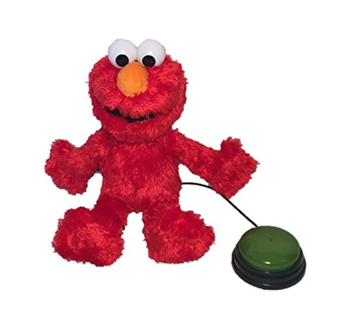 LDK Adapted Toys LLC Switch Adapted Toy Tickle Me Elmo | Adaptive Toys | Special Needs Switch Toys | Switch Toys Red, Medium by LDK Adapted Toys LLC (Image #2)