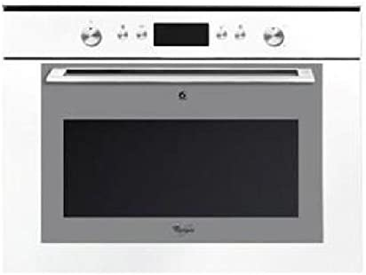 whirlpool-micro-ondes Grill encastrable-volume del horno: 40 ...