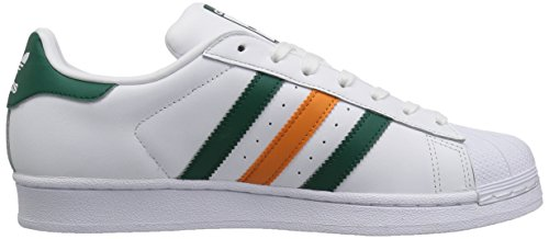 Originali Adidas Mens Superstar Ftwwht, Cgreen, Tacora