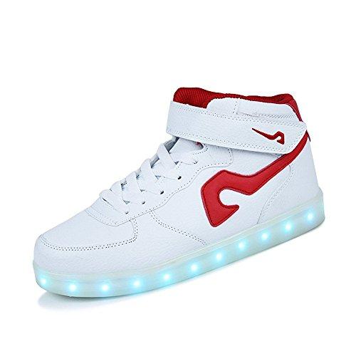 sexphd crampons led chaussures 11 couleurs clignoteHommes baskets t rechargeable des baskets clignoteHommes pour hommes femmes da1d5d