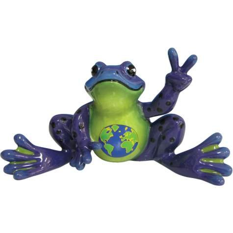 westland-giftware-peace-frogs-ceramic-earth-belly-frog-figurine-3-inch