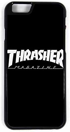 Soiylovecase Thrasher,Coque Thrasher Coque Apple IPhone 6 6S,Thrasher Magazine Logo Hard Plastic Phone Coque,Thrasher Logo Phone Coque