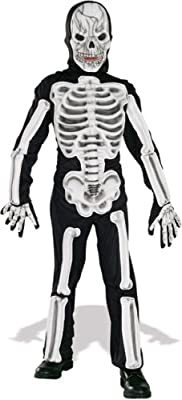 Skeleton Costume Childrens Large from Rubies - Domestic