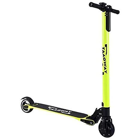 Taagway patinete eléctrico Calou amarillo tw156: Amazon.es: Bebé