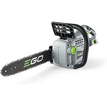 EGO Power+ 14-Inch 56-Volt Lithium-Ion Cordless Chain Saw - Battery and Charger Not Included