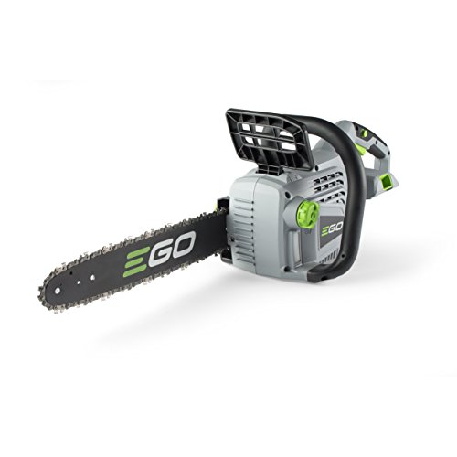 EGO Power+ 14-Inch 56-Volt Lithium-Ion Cordless Chain Saw – Battery and Charger Not Included