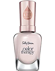 Sally Hansen Color Therapy Nail Polish, Sheer Nirvana, 0.5 Fluid Ounce