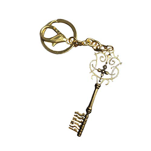Moniku Clara's Nutcracker Alloy Keychain Necklace Pendant Cosplay Accessories (Keychain)