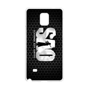 QQQO sword art online wallpaper hd Hot Sale Phone Case for Samsung Note 4
