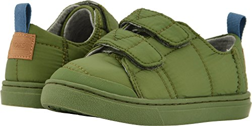 - TOMS Kids Baby Boy's Lenny (Infant/Toddler/Little Kid) Light Pine Quilted 4 M US Toddler M