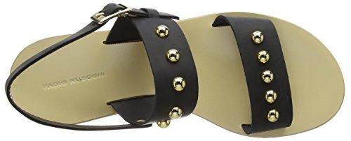 shopping discounts online Fabio Rusconi Women's Sandalen Platform Sandals Black (Nero 001) best deals from china cheap price nnRF4FWC