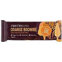 Rawries Raw Vegan Dessert Bar - Orange Brownie 40g