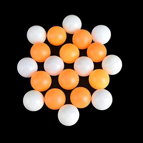Westeng 50 X Ping Pong Bolas Partido de Entrenamiento de la Bola ...