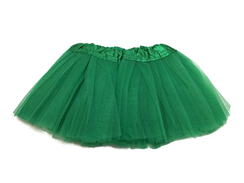 Rush Dance Ballerina Infant Baby Toddler Saint Patrick's Day Tutu Kelly -
