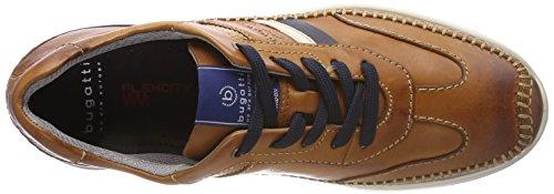 cognac 311385041000 Sneakers Basses Bugatti Marron Homme wYXPqdxg