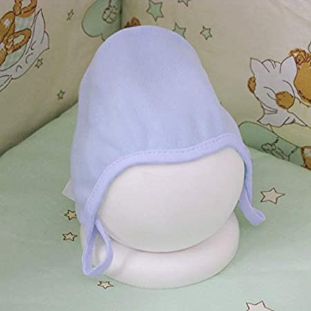 56, Blue Newborn Baby First Hat//Various Colours and Sizes