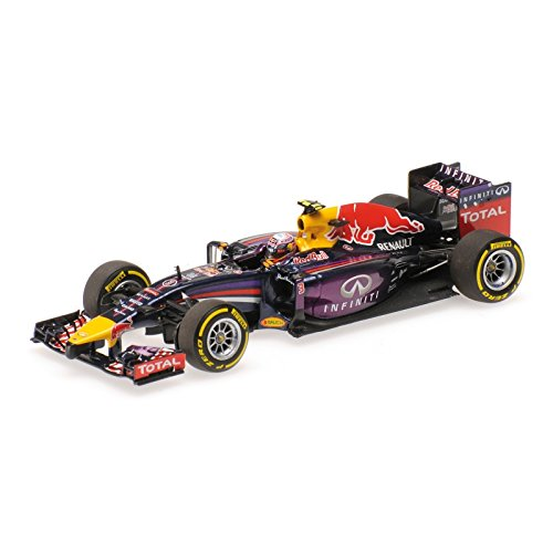Used, Minichamps 410140103 1:43 Scale 2014 Infiniti Red Bull for sale  Delivered anywhere in USA