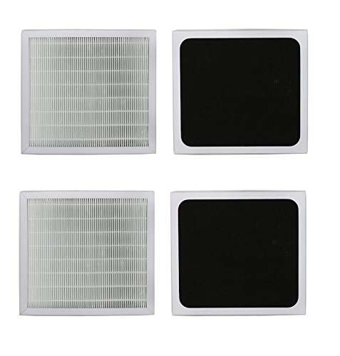 - 2 pack High Efficiency Replacement Air Purifier Filter Fits Kenmore 83244 & 85244 Part # 83159 By LifeSupplyUSA