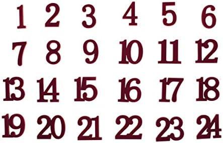 2 cm de ancho nuevo 3432522 Borgoña Banda de fieltro 1,5 metros