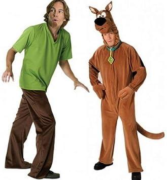 Para hombre diseño de pareja de pelo y balón de Scooby Doo TV ...