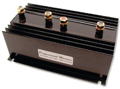 Marine Battery Isolators 70 Amp Isolator 2 Alt. 3 (Alt/3 Batt 70 Amps)