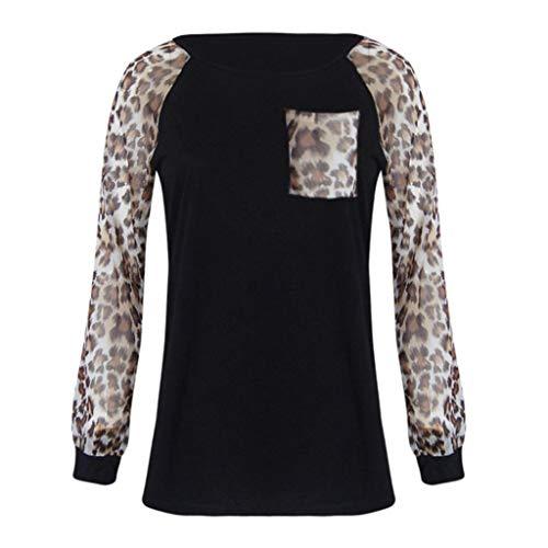 Para Negro Giulogre Camisas women Mujer Tops qPWvSWA