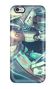 aqiloe diy Best vocaloid armor anime girls Anime Pop Culture Hard Plastic iPhone 6 Plus cases 2421349K625619861