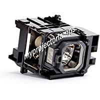 Replacement projector lamp for NEC NP06LP, 60002234