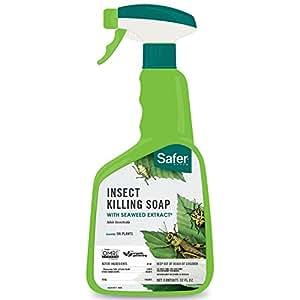 Safer Brand Insect Killing Soap, 32 oz.