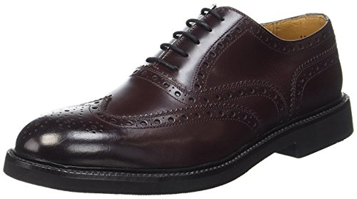 Campanile Herren Oxford Bordeaux