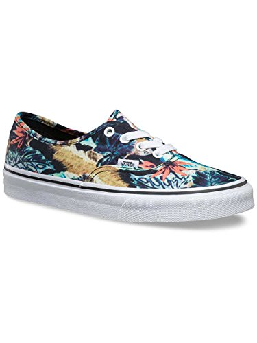 Vans Damen Authentic Low-Top, Mehrfarbig, 40.5 EU