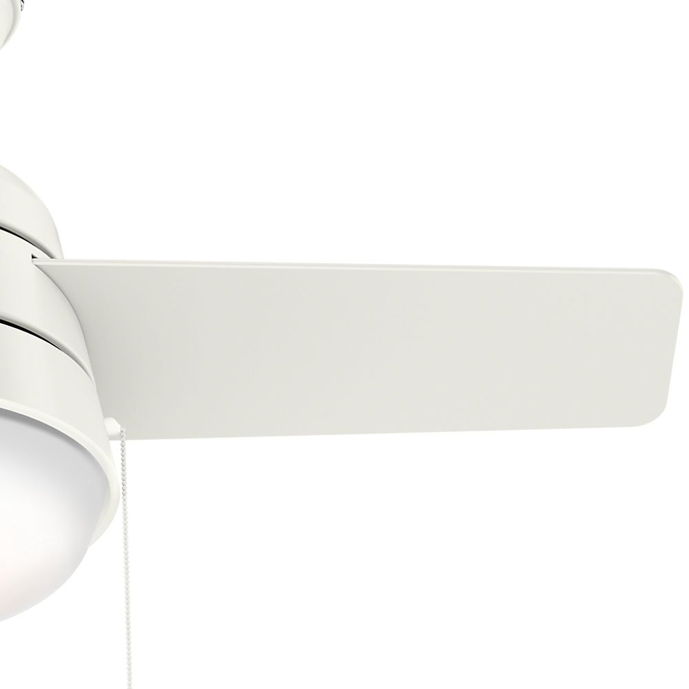 Hunter Fan Company 59301 Aker Ceiling Light 36 Fresh Wiring Have For Sale White