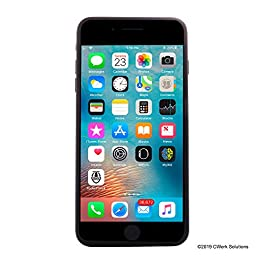 Apple iPhone 8 Plus, 64GB, Space Gray – Fully Unlocked (Renewed)