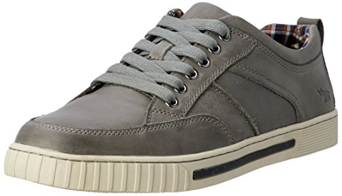 Wild Rhino Men Pablo Shoes Grey (GREY)