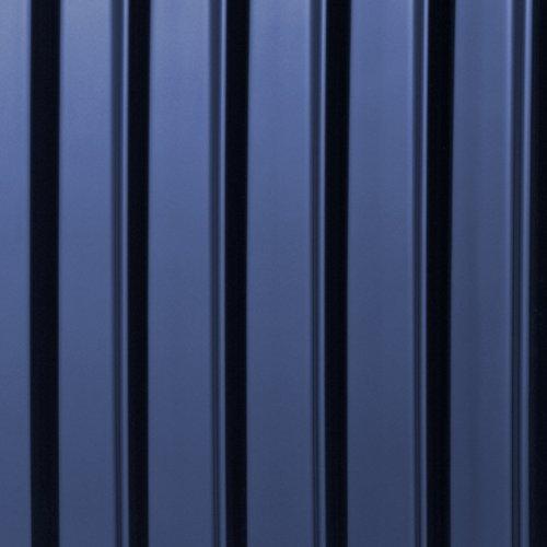 HAUPTSTADTKOFFER® 90 Liter (ca. 65 x 46 x 28 cm) · Hartschalenkoffer · XBERG HK-8280 · TSA Schloss · Farbe: DUNKELBLAU GLANZ