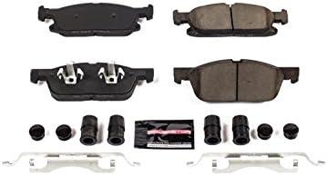 Power Stop Z23 Evolution Sport Brake Pads Z23-1665 Rear