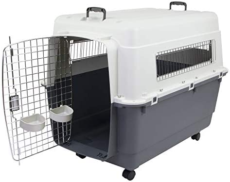 Chesapeake Bay Heavy-Duty Rolling Airline Pet Crate- XX-Large