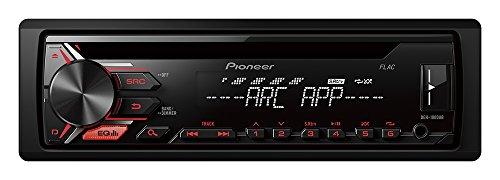 Pioneer DEH-1900UB Einstiegs CD-Tuner mit USB und Front AUX-In schwarz