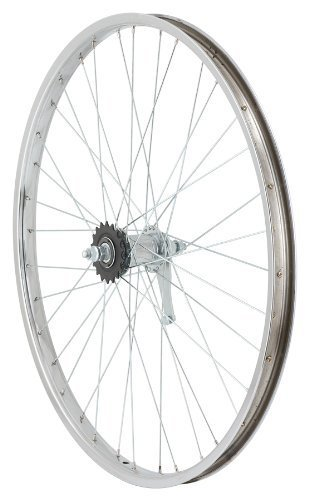 Avenir 36H Nutted Cruiser Style Rear Wheel