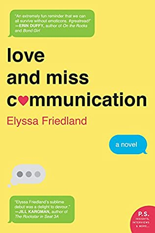 book cover of Love and Miss Communication