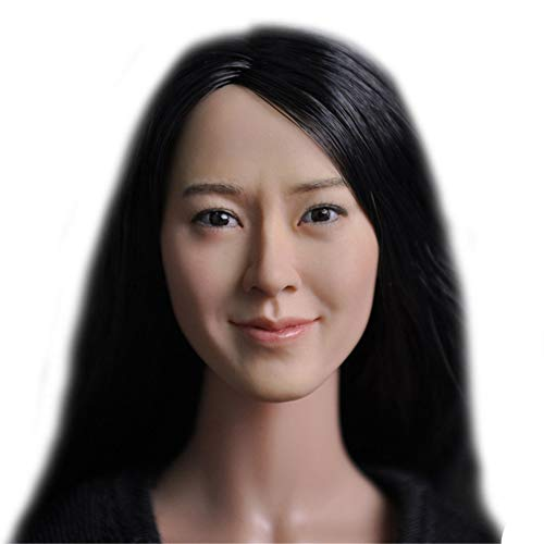 Head 1/6 Scale - 5