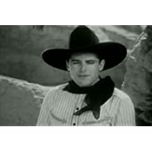 Classic Ken Maynard Western: Tombstone Canyon (1932) Masked Man Cowboy Shootout Movie Filmed in Red Rock Canyon State Park