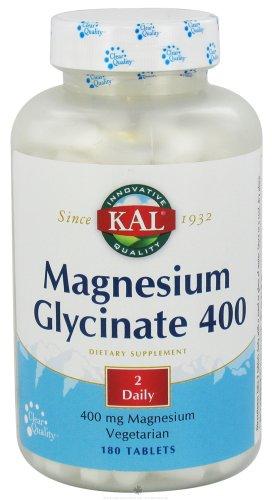 Kal-Magnesium-Glycinate-400
