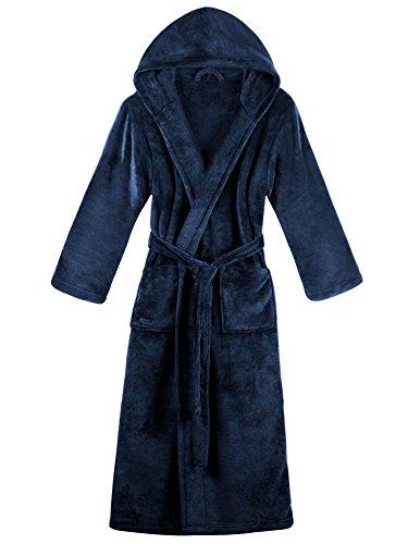 Long Blue Fleece - 5