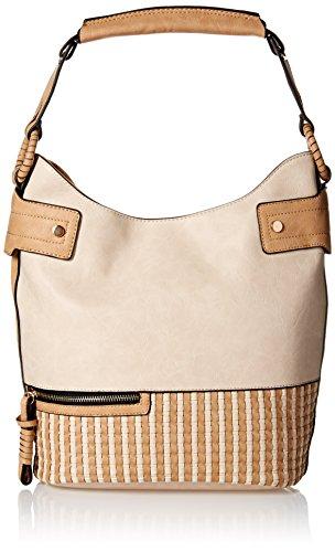 Diophy Leather Handbag BL 1873 GS 3324
