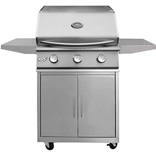 Rcs Premier Series 26 Inch Built-in Natural Gas Grill - Rjc26a