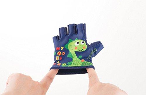 children/'s frog gloves for girl or boy ages 1-4
